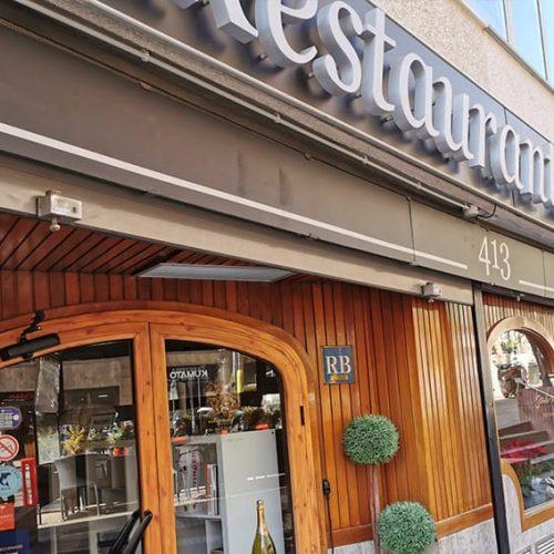 Restaurant Balmes No Alcohol