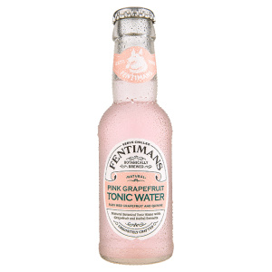 Botella de tonica Fentimans Pink Grapefruit Tonic Water