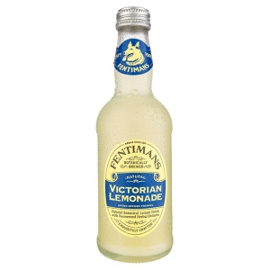 Bottle of Fentimans Victorian Lemonade