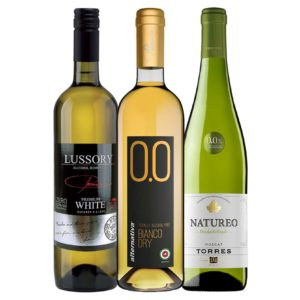 alcohol free white wines