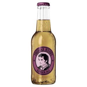Ginger ale bottle Thomas Henry Ginger Ale