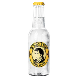 Tonic water bottle Thomas Henry