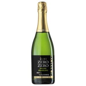 Botella de espumoso sin alcohol Zero/Zero Deluxe Sparkling