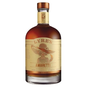 lyre's amaretti licor sin alcohol