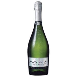 ampolla de vi d'agulla Scavi & Ray