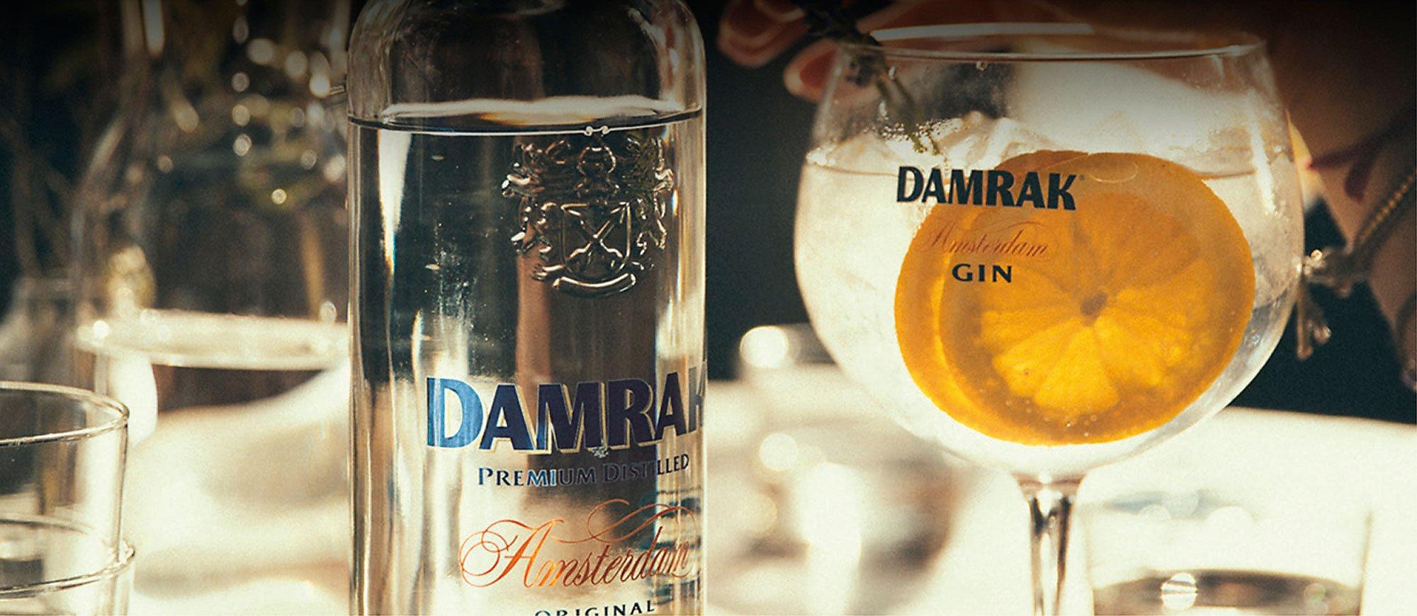 Damrak (Bols) llança una ginebra 0,0%