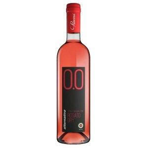 Alternativa 0.0 rosat sense alcohol