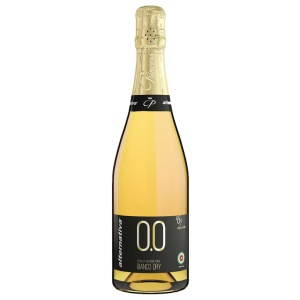 alternativa 0.0 bianco dry cava sense alcohol