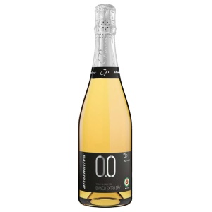 Alternativa 0.0. Bianco extra dry cava sense alcohol
