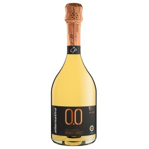alternativa 0.0 bianco sweet cava sense alcohol