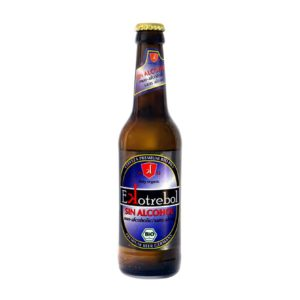 Ekotrebol bio cerveza sin alcohol