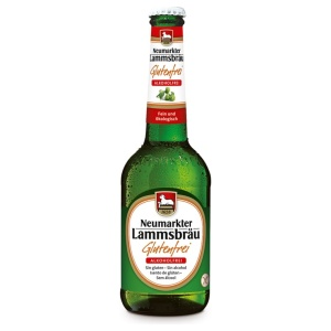 Lammsbrau alcohol free organic beer