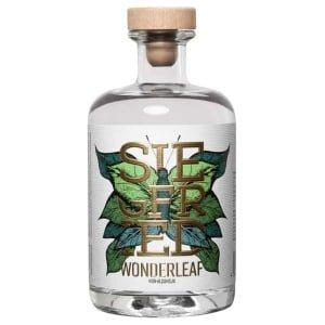 botella de ginebra sin alcohol Siegfried Woderleaf