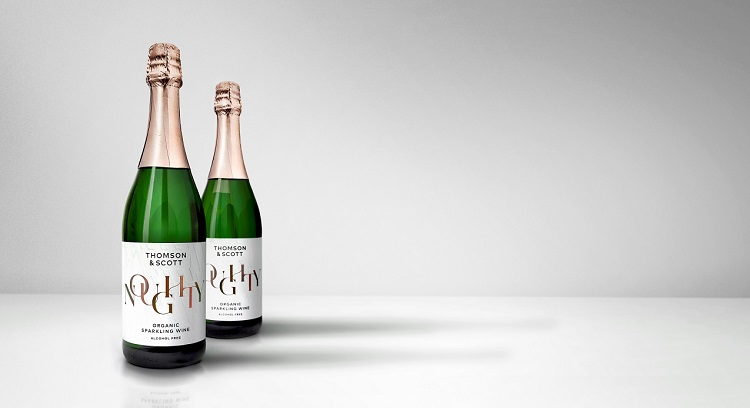 Alcohol-free Sparkling Wine Noughty