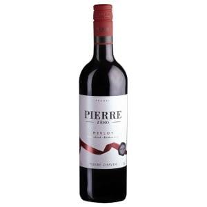 Pierre Chavin Merlot sin alcohol