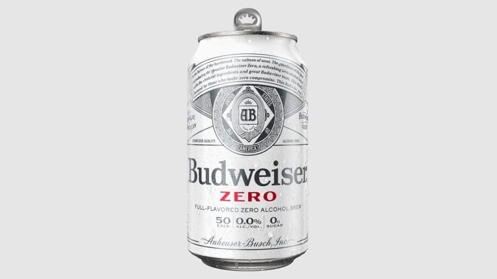 Bud Zero Cerveza sin alcohol