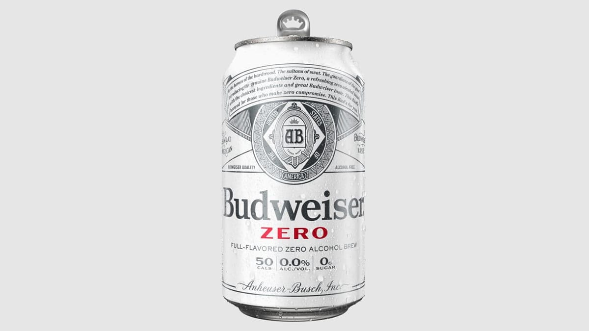 Alcohol-Free Budweiser