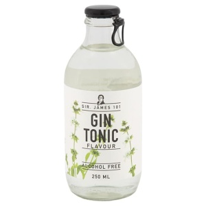 alcohol-free gin tonic