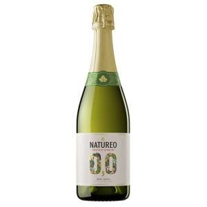 alcohol-free sparkling wine natureo sparkling