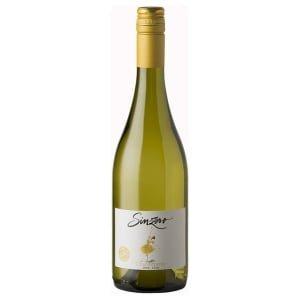 vi blanc sense alcohol sinzero Chardonnay
