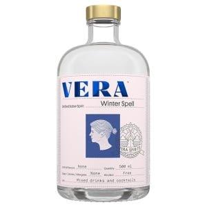ginebra sin alcohol Vera Spirits Winter Spell