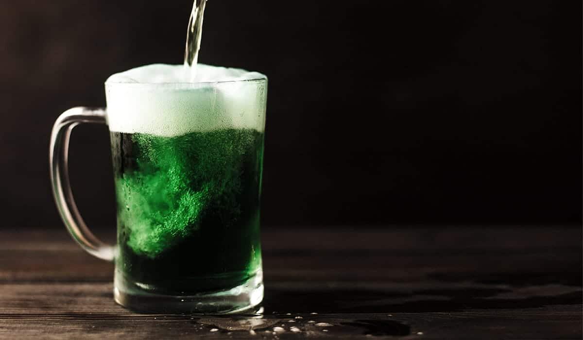 Un Saint Patrick's 100% Sin Alcohol