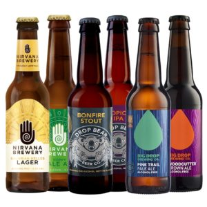 British Beer Pack de cervesa sense alcohol