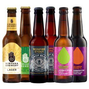 British Beers Alcohol Free