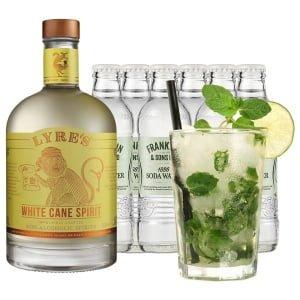 mojito sin alcohol Lyre's