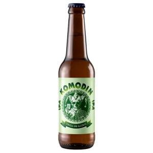 Komodin Ipa Cerveza Sin Alcohol